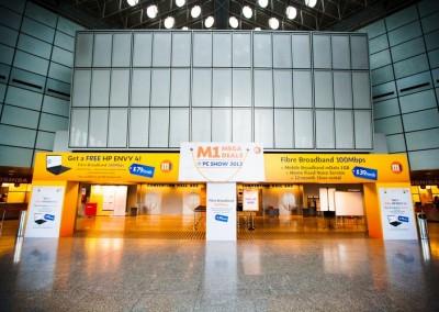 M1 IT show 2012