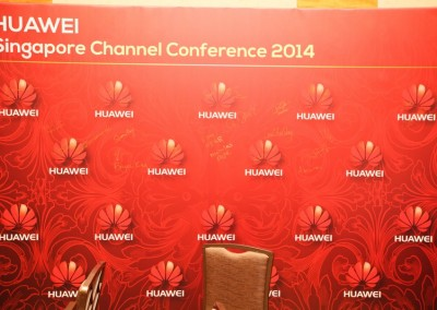 Huawei Singapore Channel 2014