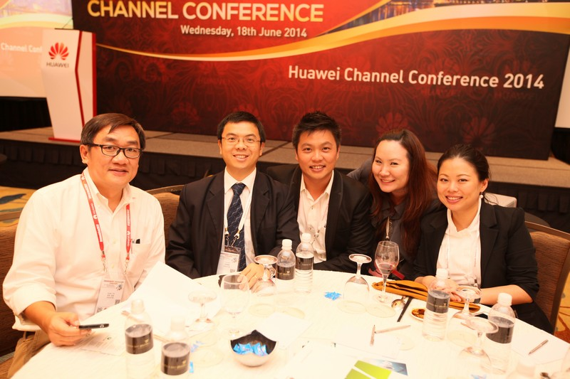 Huawei Singapore Channel Conference 2014 - Essential Werkz