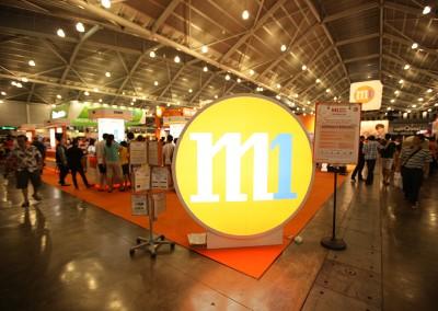 M1 IT Show 2011