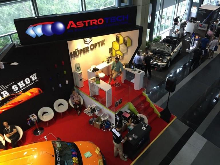 Astrotech@Motorshow 2016