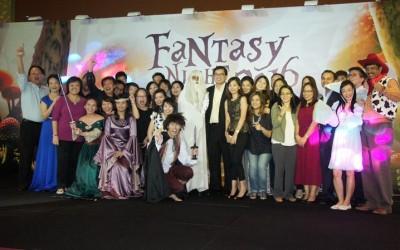 Aviva D&D Fantasy Night 2016