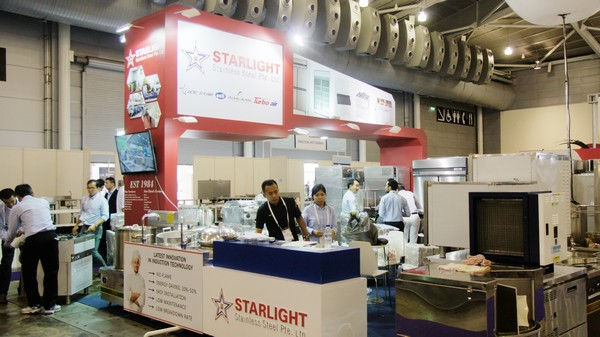 Starlight Booth (FHA 2016)