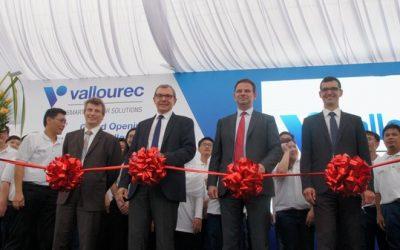 Vallourec Grand Opening