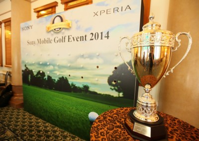 Sony Mobile Golf Event 2014