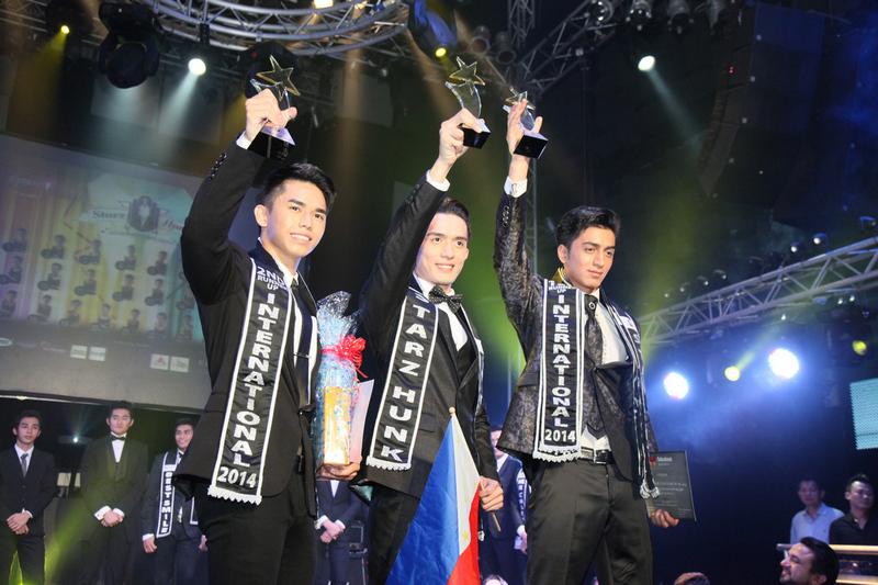 Starz Hunk International 2014 Final