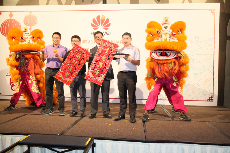 Huawei CNY Lunch 2015