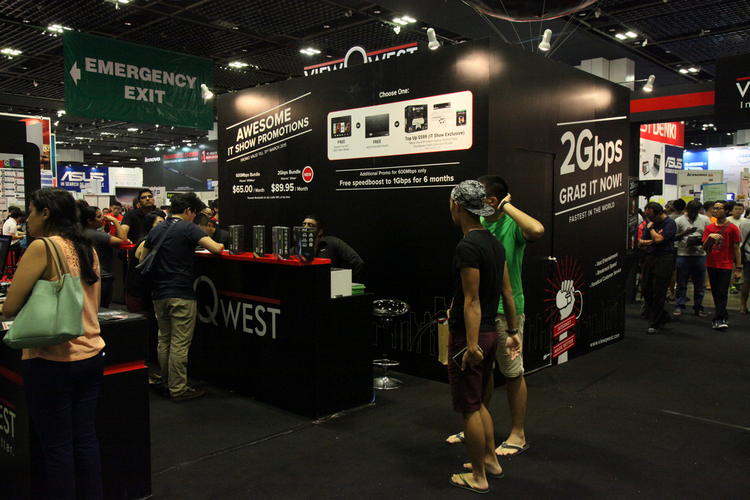 ViewQwest @ IT Show 2015