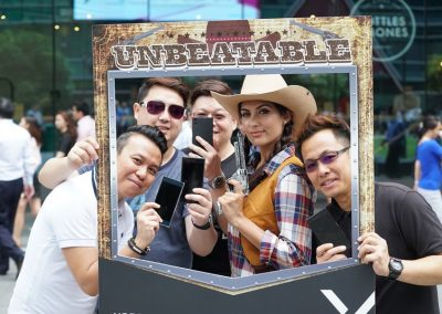 Sony Xperia Brand Activation 2017