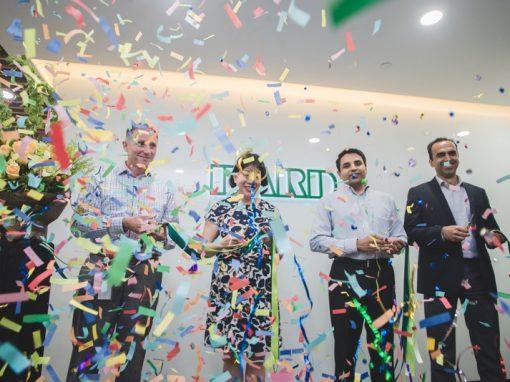 Bard Singapore Opening Ceremony