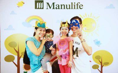 Manulife's Bringing up SMART Kids