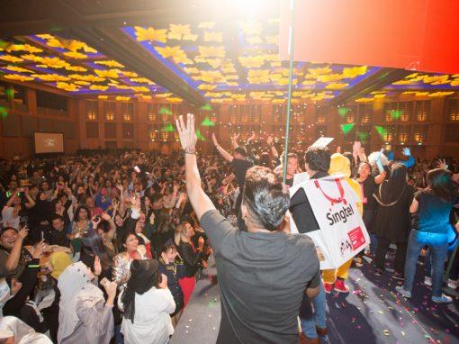 Singtel DND 2017