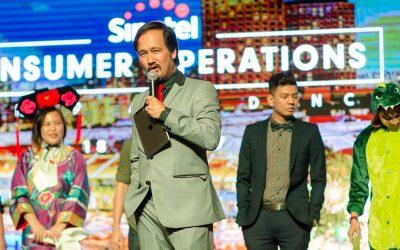 Singtel Consumer Operation DnD 2017