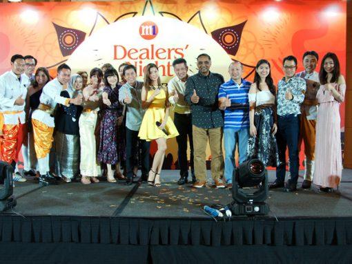 M1 Dealers' Night 2018