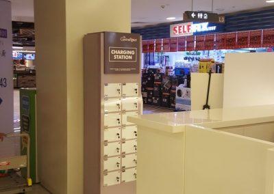 Centrepoint Charging Kiosk