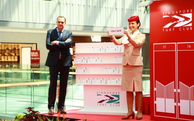 Singapore Turf Club Post Position Draw for Emirates Singapore Derby 2018