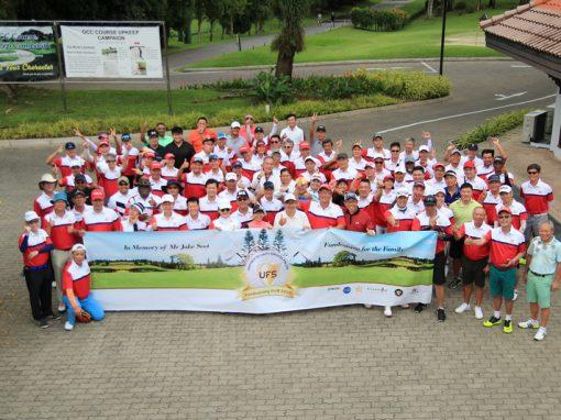 UFS Fundraising Golf 2018