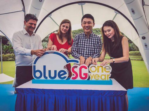 BlueSG 1st Year Anniversary