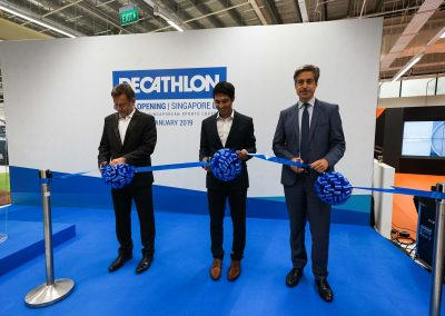 Decathlon SG Lab Grand Opening