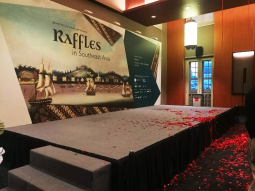 Raffles in Southeast Asia