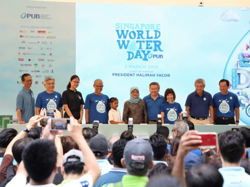 Singapore World Water Day 2019
