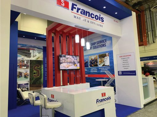 Francois Marine Group @ Sea Asia 2019