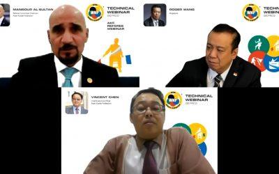 Asian Karate Federation Technical Webinar