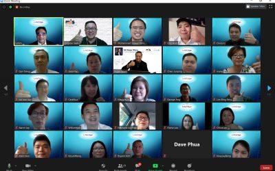 LinkEdge International Virtual Commendation