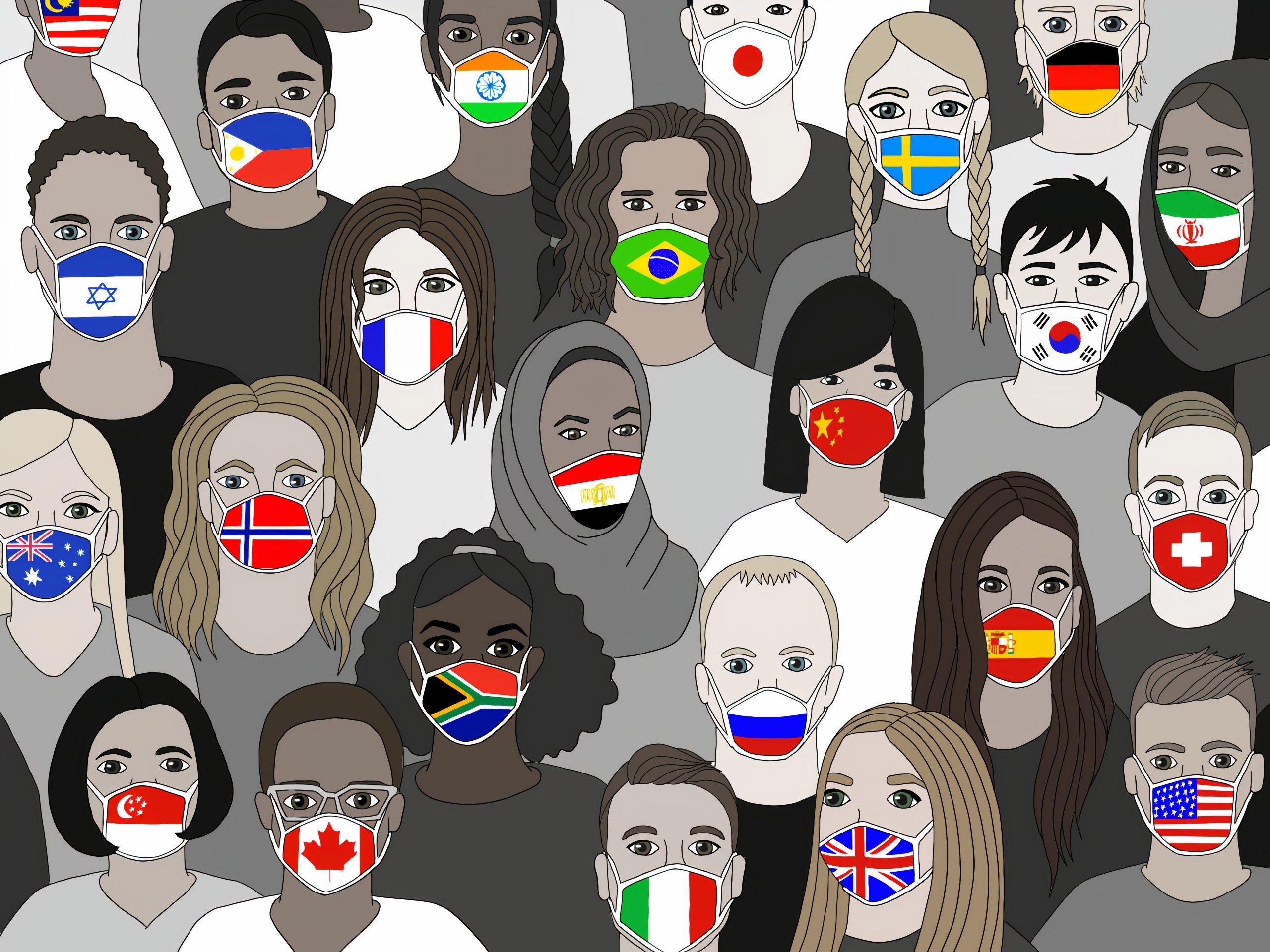 Virtual Globally