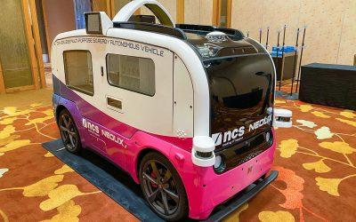 NCS Group Autonomous Vehicle
