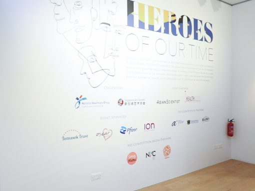 Heroes of Our Time Art and Exhibition